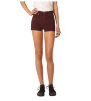 ZIGGY Denim - Sticks & Bones Shorts - Wine'O