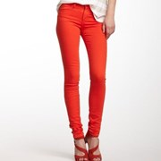 Joe's Jeans The Skinny - Red Orange 3879375