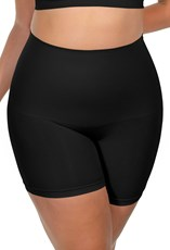 B Free Intimate Apparel Curvy Tummy Control Shaping Shorts