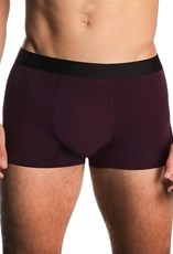 B Free Intimate Apparel Midnight Purple Boxer Trunks