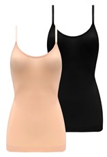 B Free Intimate Apparel Ultra Light Shaping Camisole - 2 Pack