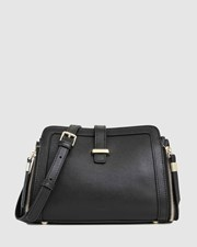 Belle & Bloom Your Girl Cross-Body Bag - Black
