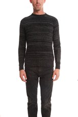 120% LINO Cashmere Sweater Black