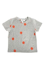 Acne Studios Mini Grey Dot Tee Grey