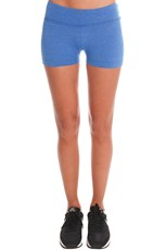 Alternative Apparel Look 'n Good Short Victoria Blue