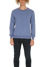 Crossley Ulind Crewneck Fleece Blue