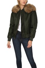 Mr & Mrs Italy Bomber Jacket Eclipse