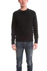 Rag & Bone Griffin Crewneck Black