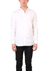Shipley & Halmos Stone Button Down Winter White