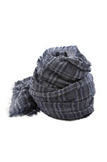 Traits Hugh Mixed Plaid Scarf