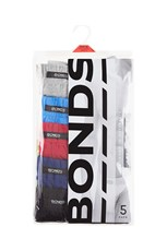 Bonds 5 Pack Action brief Pack E0