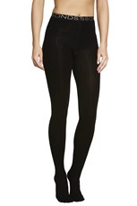Bonds Fleece Tights Black