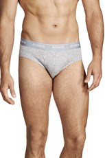 Bonds Guyfront Brief Grey Marle