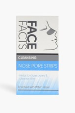 Boohoo Face Facts Nose Pore Strips - Cleansing FZZ57568