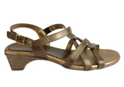Country Jacks P872 Womens Leather Sandals MADE IN ITALY