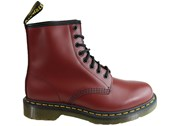 Dr. Martens Dr Martens 1460 Cherry Smooth Unisex Leather Lace Up Fashion Boots