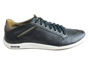 Ferricelli Murphy Mens Leather Lace Up Casual Shoes Made In Brazil