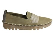 Donna Velenta Flex & Go Ruby Womens Comfort Flexible Leather Flats Made In Portugal