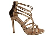 Lavish Claudia Womens Stunning High Heel Stiletto Strappy Sandals