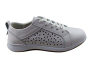 Planet Shoes Whirl 4 Womens Leather Casual Shoes With Arch Support