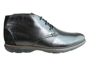 Savelli Epic Mens Comfortable Leather Lace Up Boots Made In Brazil