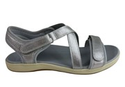 Scholl Orthaheel Kayla Womens Comfort Supportive Adjustable Sandals