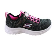 Skechers Girls Kids Dreamy Dancer Slip On Comfortable Athletic Shoes