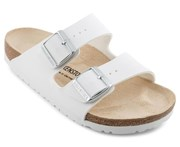 Birkenstock Unisex Regular Fit Arizona Sandal - White