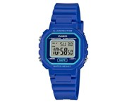 Casio Kids' 29mm LA20WH-2A Resin Watch - Blue