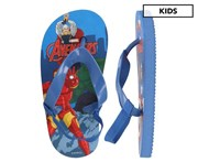 Avengers Marvel Avengers Boys' Thongs - Blue