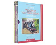 Thomas & Friends The Railway Series: Classic Thomas The Tank Engine Hardback 5 Book Collection by Rev. W. Awdry