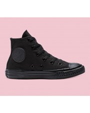 Chuck Taylor All Star Classic Colour Junior High Top Black