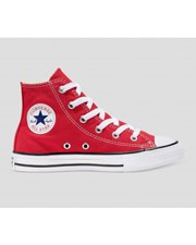 Chuck Taylor All Star Junior High Top Red