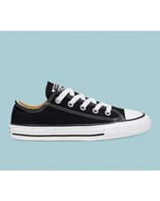 Converse Chuck Taylor All Star Junior Low Top Black