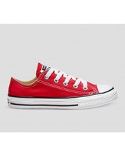 Converse Chuck Taylor All Star Junior Low Top Red