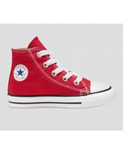 Converse Chuck Taylor All Star Toddler High Top Red