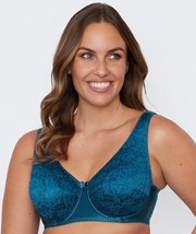 Fayreform Charlotte Underwire Bra - Ink Blue