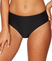 Sea Level Majorca Mid Bikini Brief - Black