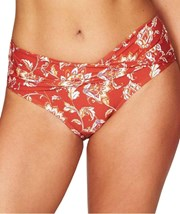 Sea Level Namaste Twist Band Mid Bikini Brief - Tuscan Sun