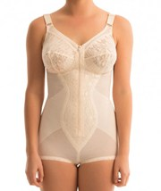 Triumph Poesie Bodysuit - Fresh Powder
