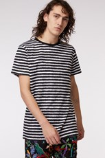 Dangerfield Dallas Stripes Ringer Tee