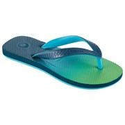 Olaian TO 500 Boy's Flip Flops Aquamarine