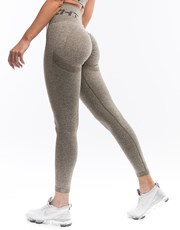 Echt Arise Scrunch Leggings - Khaki