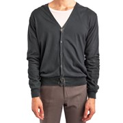 Cruciani Cotton Cardigan GREY 681623