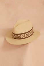Ezibuy Accessories Panama Hat 251055