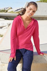 Isobar Merino Wrap Front Jumper 242920