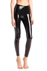 Commando Faux Patent Legging W/ Perfect Control