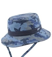 Dozer Boys Bucket Hat Reef Blue