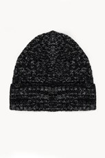 Jack London Black Thom Melange Beanie