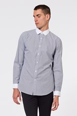 Jack London Curved Collar LS Shirt